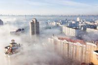 В Украине из-за туманов объявили штормовое предупреждение