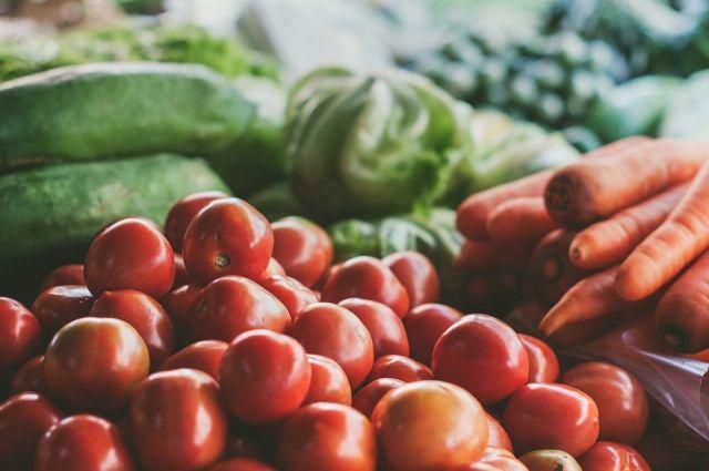 Тюменская область заняла первое место в РФ по урожайности овощей