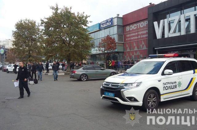 В Харькове встреча «воров в законе» закончилась убийством и взрывом