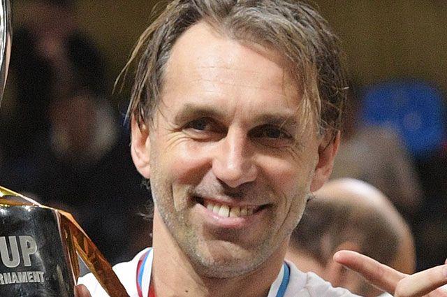 Олег Корнаухов.