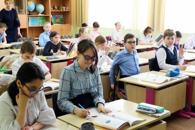 Мамы и папы узнают, какие новшества несёт национальный проект «Образование»