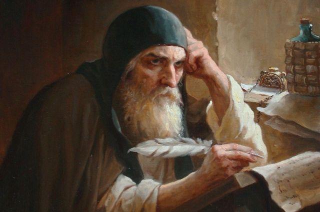 Тьма древних времен: тайны жизни Нестора Летописца | Персона | Культура |  АиФ Украина