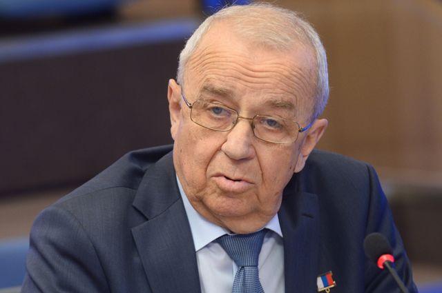 Анатолий Сагалевич.