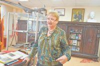 Людмила Филиппова– хранительница истории предприятия, накотором когда-то трудилась.
