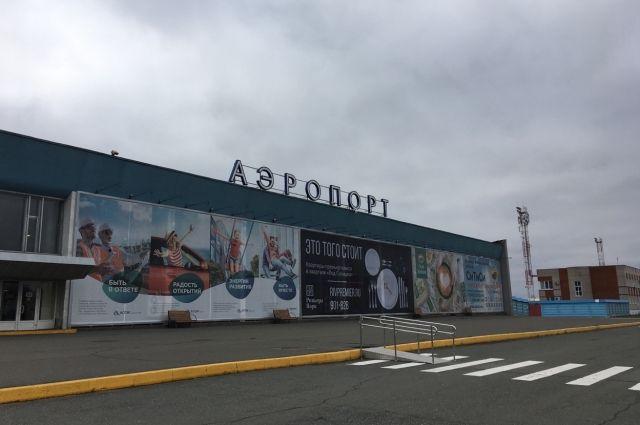 В аэропорту Ижевска приземлился первый Боинг
