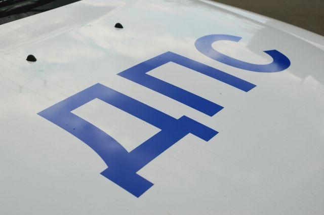 В Сакмарском районе в ДТП пострадали два человека.