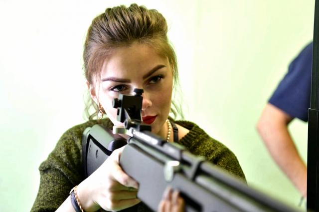 В ЯНАО среди гражданских госслужащих определили лучших стрелков