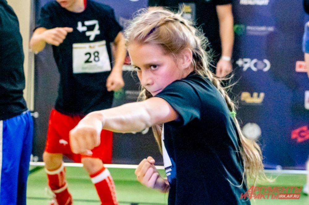 Идея проекта в том, чтобы помочь талантливым молодым боксёрам реализовать себя и свои мечты