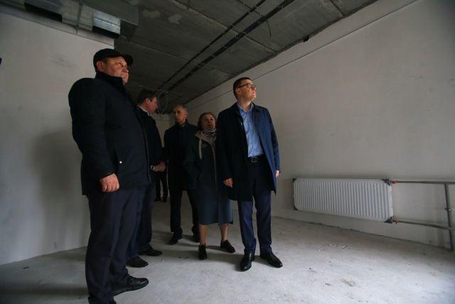 Поездка в Сосновский район показала, что есть риск оставить детей без новых садиков.
