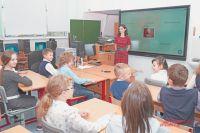 Наринэ Исаханян преподаёт информатику и в младших классах, начиная с азов программирования.