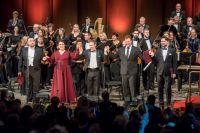 На 10 дней Красноярск превратился в столицу мировой оперы.
