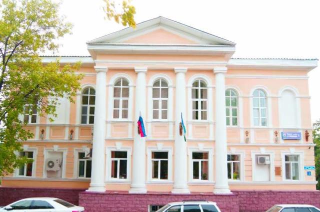 Министерство здравоохранения Башкирии.