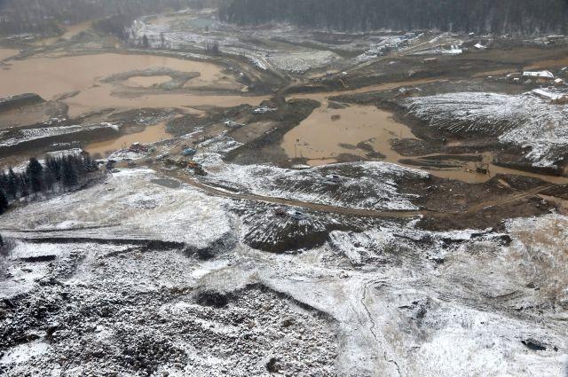 В реки края попала медь, цинк, свинец.