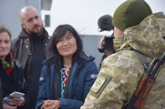 Донбасс посетили представители ООН: подробности визита