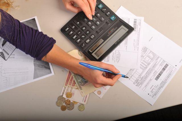 На квитанциях отражена вся информация о начислениях, долгах и тарифах.