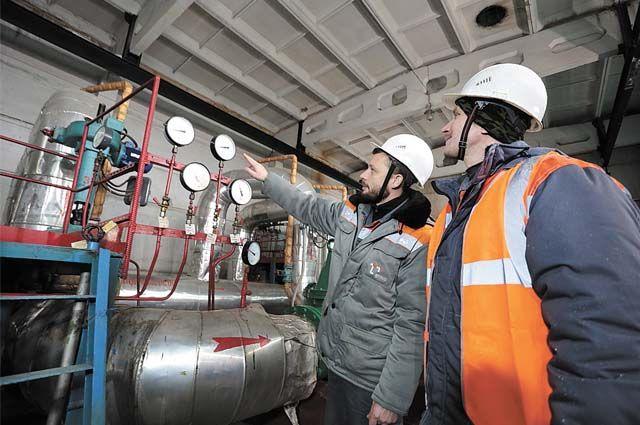 На деньги, поступившие от потребителей тепла, энергетики модернизируют теплосетевую инфраструктуру.