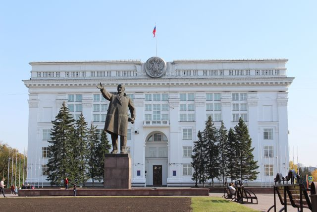Решение о внесении изменений в Устав Кемеровской области было принято единогласно.