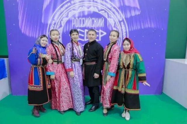 На форум приехали жители 27 российских регионов