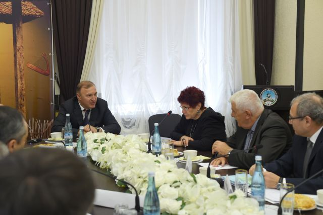 Адыгская диаспора в Турции поможет свести бизнес-структуры двух стран.
