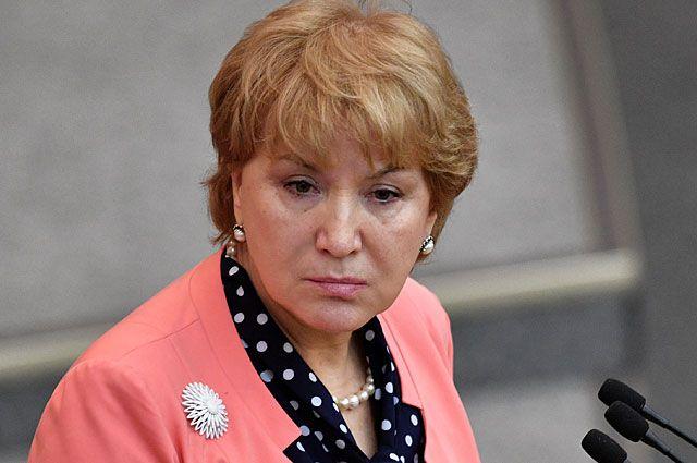 Лариса Попович.
