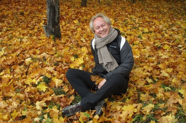 «Осень – это праздник жизни и фейерверк красок. Главное – оставаться самим собой и уметь быть счастливым здесь и сейчас», – уверен Юрий Наумцев.