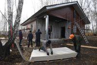 Строительство индивидуальных жилых домов для переселения жителей, пострадавших от наводнения в городе Тулун Иркутской области.