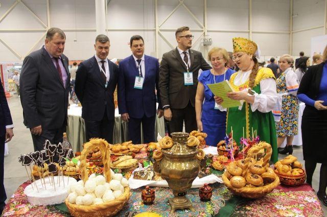 Выставочная программа будет состоять из площадки «Сделано у нас» и «Сибирской продовольственной недели».