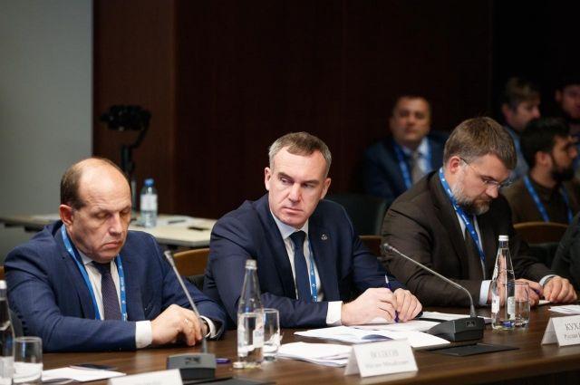 Глава Тюмени рассказал о реализации нацпроектов на форуме в Екатеринбурге