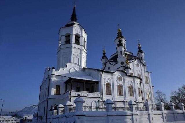 Ямальские дети из многодетных и малообеспеченных семей посетили Тобольск