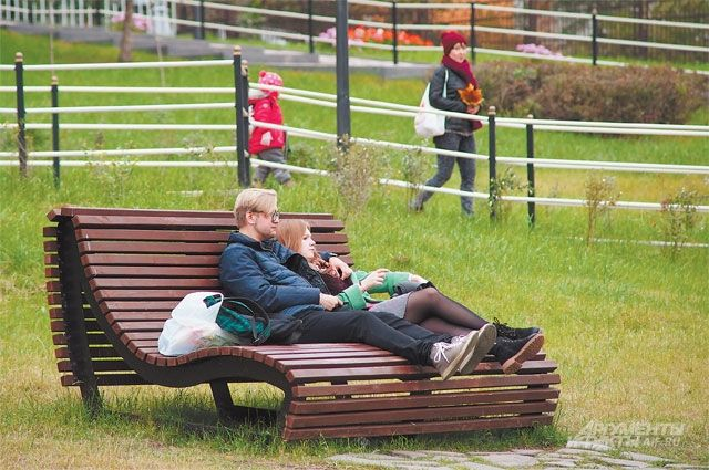 Пойма реки Ивницы этим летом стала любимым местом прогулок жителей.