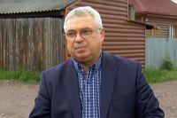 Экс-глава города Киселевска Кемеровской области Сергей Лаврентьев.