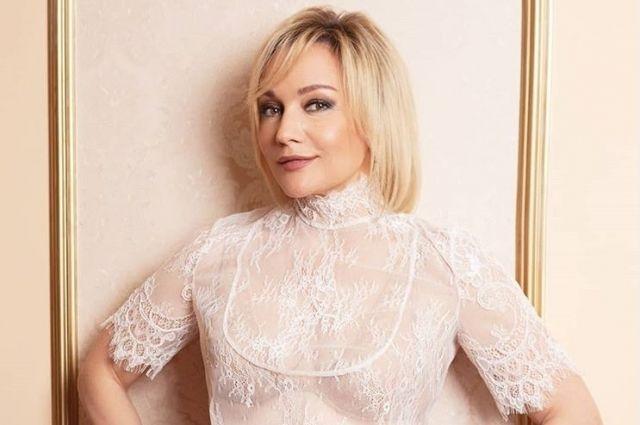 Татьяна Буланова в этом году отпраздновала 50-летний юбилей.
