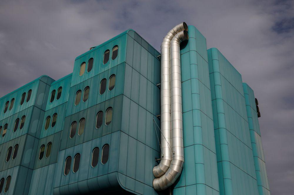 Клиническая больница «Дубрава» в Загребе, Хорватия.
