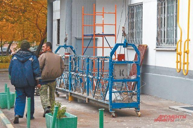 К зиме ремонтные работы планируют завершить.