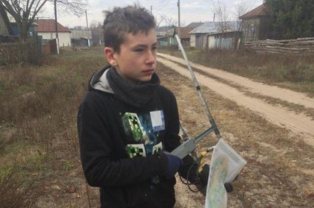 В Сумской области нашли мальчика, который исчез во время соревнований