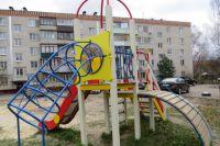 В Тюменской области дворы благоустраиваются по графику