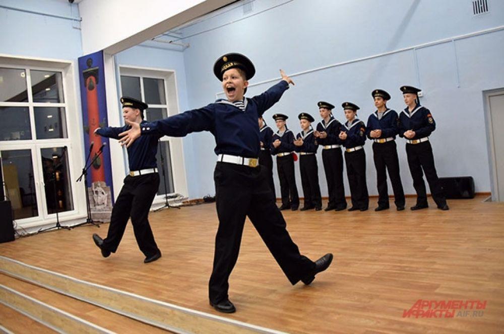 Яблочко - самый матросский танец в мире!