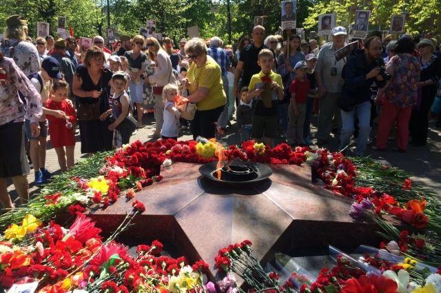 В Тюменском районе установили новые знаки памяти к юбилею Победы