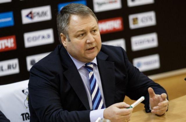 Владимир Юрзинов - младший.