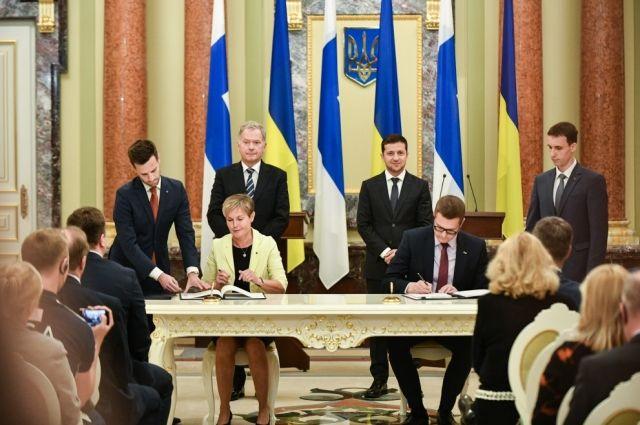 Финляндия выделить крупную сумму на разминирование Донбасса: детали