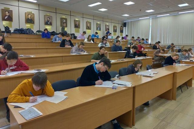 Школьники из Тюмени будут писать олимпиаду по избирательному праву