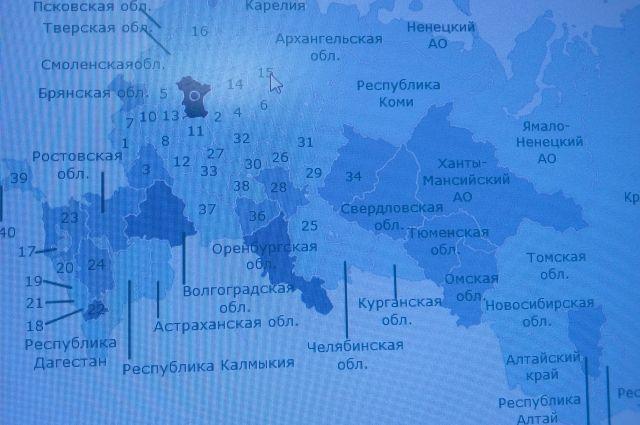 Оренбуржье не первый год входит в десятку самых коррумпированных регионов.