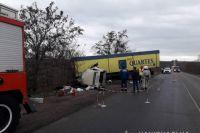 Смертельное ДТП в Николаевской области: погибли три человека