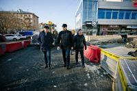 В Оренбурге 5 пешеходных улиц вымостят плиткой.