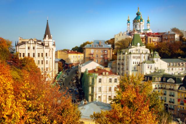 В Киеве зафиксировали первый температуный рекорд ноября