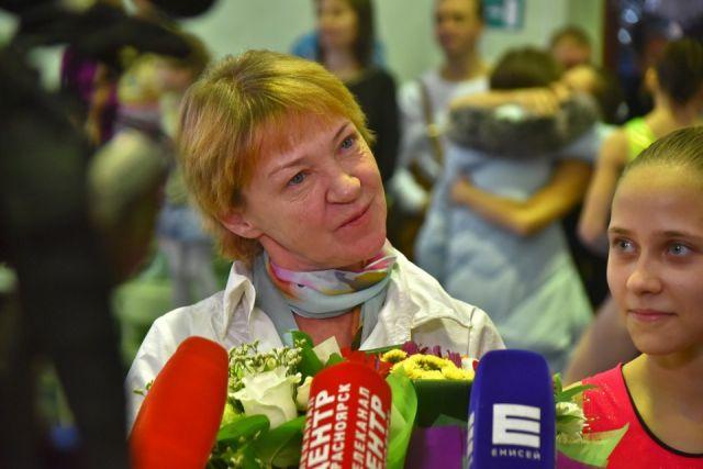Елена Наймушина умерла в 2017 году  в возрасте 52 лет.