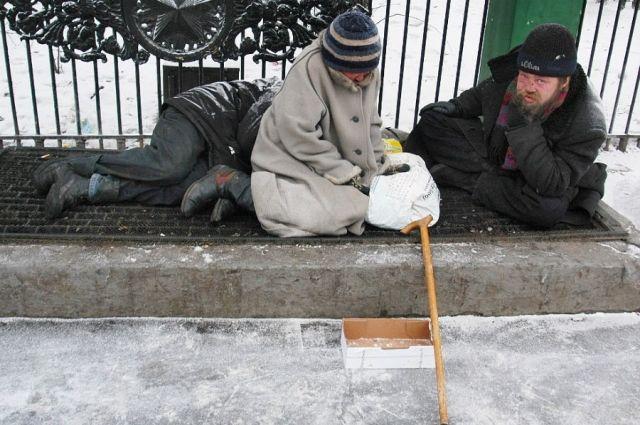 Бездомных в Бурятии ищут два раза в год.