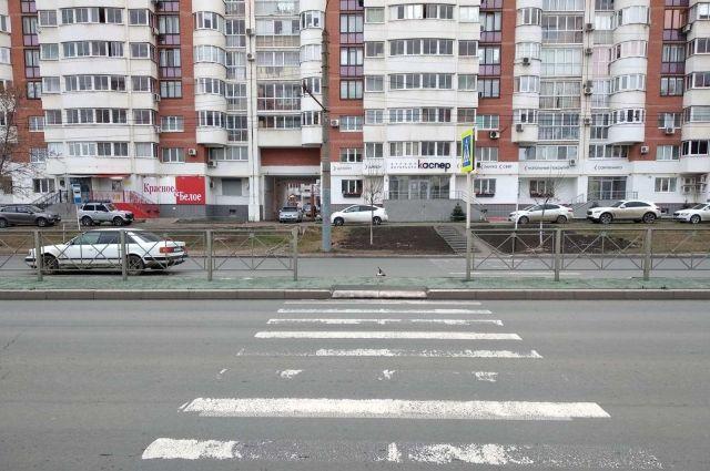 Пожилая оренбурженка, сбитая на ул. Терешковой, скончалась в больнице.