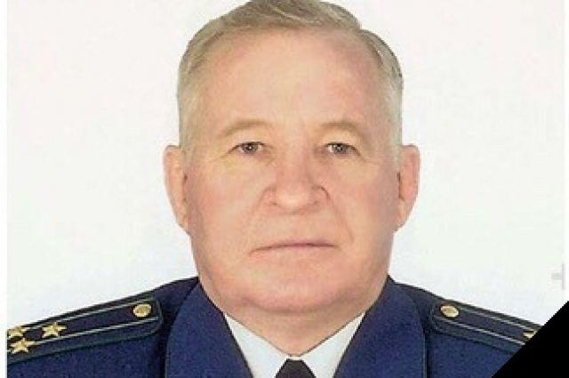 Скончался почетный гражданин Соль-Илецкого г.о. Михаил Харламов