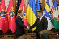 Украина и Финляндия обсудили двухстороннее сотрудничество в сфере обороны